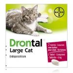 Drontal Grote Kat | 2 tabl EU