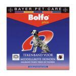 Bolfo Plus Tekenband - Middelgrote Hond - 1 st