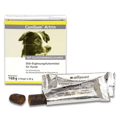 CaniGum Artrin - 6 x 28 g