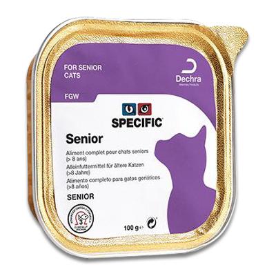 SPECIFIC FGW Senior - 7 x 100 g (THT 06/20) | Petcure.nl