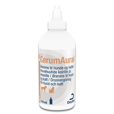 CerumAural - 118 ml | Petcure.nl
