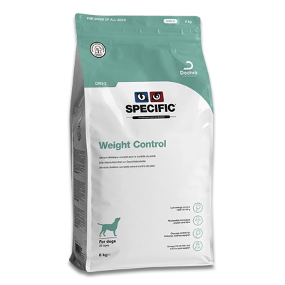 SPECIFIC CRD-2 Weight Control Hund - 6 kg