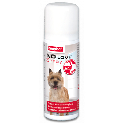 Beaphar No Love spray | Petcure.nl