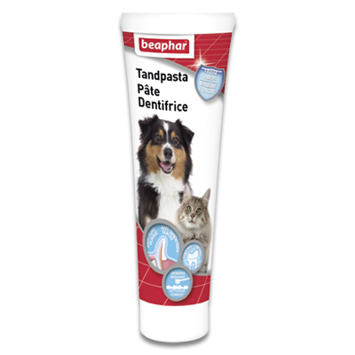 Beaphar Tandpasta - Hond/Kat - 100 gr | Petcure.nl