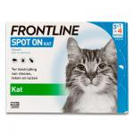 Frontline Spot-on Chat - 4 pipettes