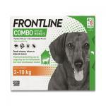 Frontline Combo Hund S - 2-10 kg - 6 Pipetten