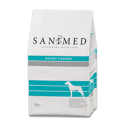 SANIMED Weight Control Hond - 3 kg