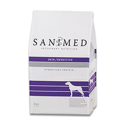 SANIMED Skin Sensitive Hond - 3 kg | Petcure.nl