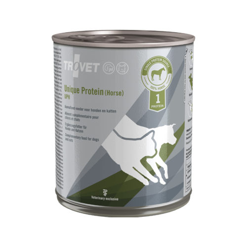 TROVET Unique Protein (Paard) UPH - 6 x 800 g | Petcure.nl