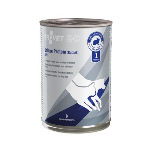 TROVET Unique Protein (Konijn) UPR - 6 X 800 g