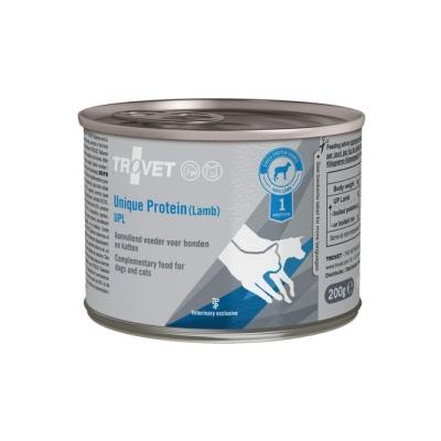 TROVET Unique Protein (Lamm) UPL - 6 x 200 g