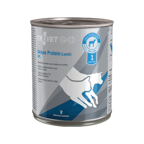 TROVET Unique Protein (Lamm) UPL - 6 x 400 g