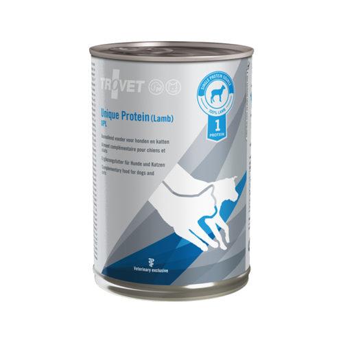 TROVET Unique Protein (Lamm) UPL - 6 x 800 g